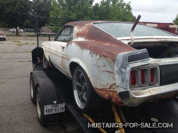 1970 Mach 1 Mustang – $5500 (Abilene Tx)