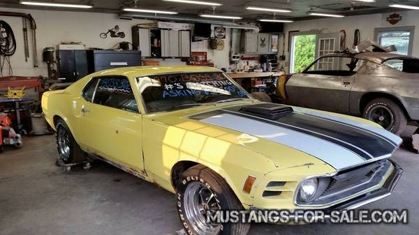 1970 BOSS 302 – Real numbers matching (chicago)