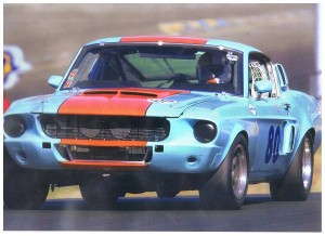 1967 Shelby GT500 Road Race Car – $130000 – San Jose south