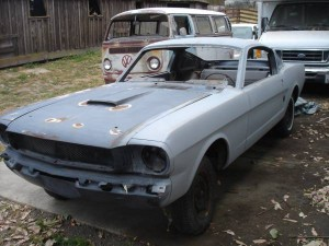 1966 Ford Mustang Fastback – $8000 rohnert pk – cotati CA1966 Ford Mustang Fastback