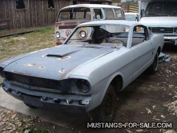 65 Mustang For Sale Craigslist