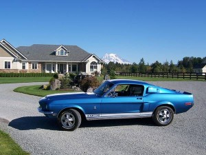 Shelby GT-350 – $85000