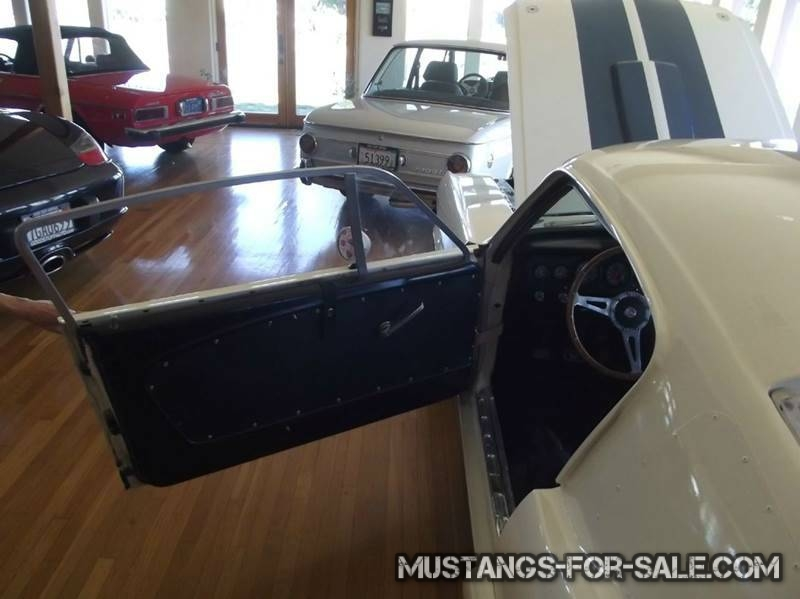 1966 Ford Mustang Fastback Race Car - SCCA - VARA legal