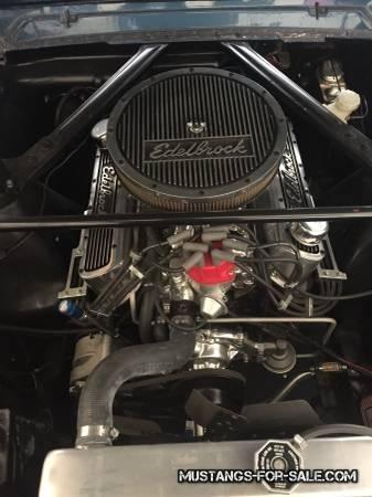1965 Mustang fast back - $37500 - Santa Rosa CA