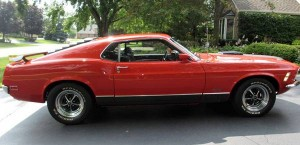 1970 428 Super Cobra Jet (SCJ) Mach 1 Mustang, 1 of 1 – $87500 (Seattle)