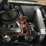 1969 Ford Mustang Coupe Restomod - engine