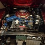 1969 428 CJ GT Mustang Coupe - engine
