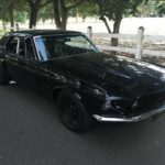 1969 Ford Mustang Coupe Restomod - front qtr