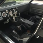 1969 Ford Mustang Coupe Restomod - interior drivers side