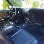 1969 428 CJ GT Mustang Coupe - interior passenger side