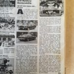 1969 428 CJ GT Mustang Coupe - magazine article